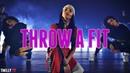 Tinashe Throw a Fit Dance Choreography by Jojo Gomez TMillyTV