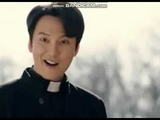 Темпераментный священик. В новой дораме. Ким Нам Гиль.Ким Сон Гён