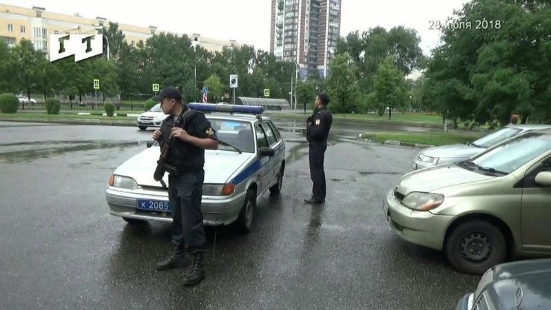 ♐28 июля 2018г. полиция Новокузнецка - поднимает войска против коммунистов.КПРФ♐