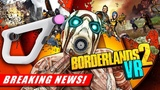 Borderlands 2 AIM Support Updates on The Mage's Tale Racket Fury Vacation Simulator