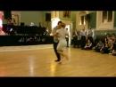 Band ODESSA - Морская пена.Танцуют Келли Арзенаульт и Миккей Фортананце.(1)