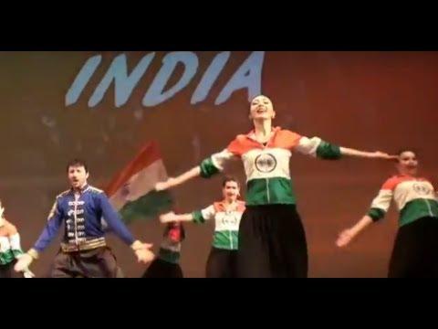 Rusians dance on 'India Waale' |Happy New Year | Shah Rukh Khan, Deepika Padukone | Русские Танцуют