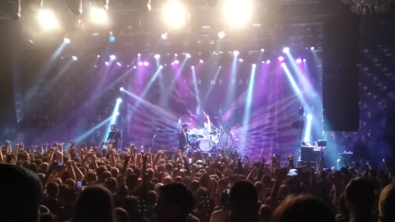 Bullet For My Valentine - Suffocating Under Words Of Sorrow(What Can I Do) Minsk 210419