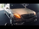 The ultimate luxury: 2018 Mercedes-Maybach S 560 4MATIC