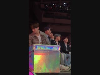 Jungkook telling not to push each other and giving his own water bottle to armys we don't deserve him pleaesw protect him at all