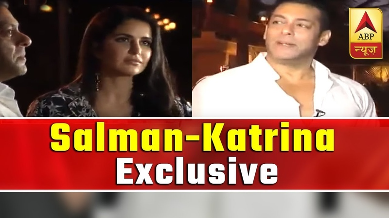 Salman-Katrina Exclusive Interview On Their Upcoming Film Bharat | ABP News