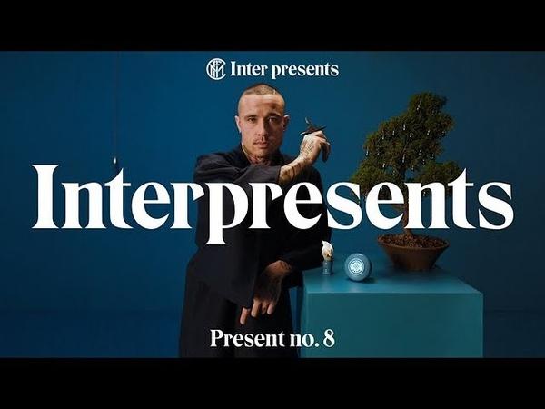 INTERPRESENT 8 | SHURIKEN SHAVE by Radja Nainggolan 🗡🎎⚫🔵