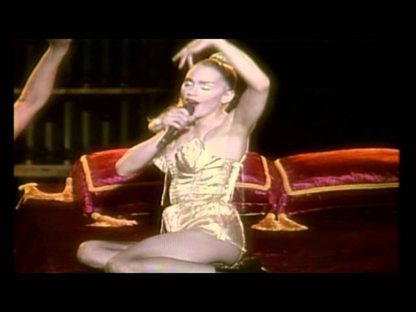 Madonna - Like A Virgin (Blond Ambition Japan)