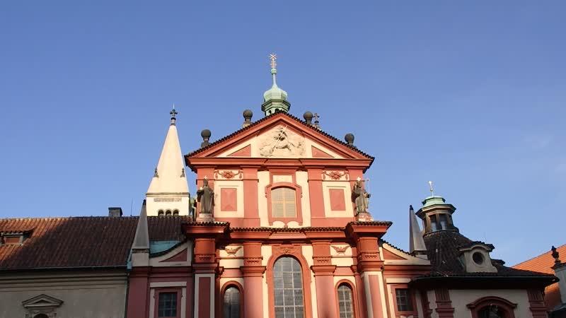 Чехия. Прага. Пражский Град.