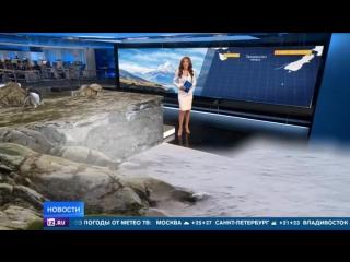 Ксения Седунова эфир РенТВ 04.08.2018