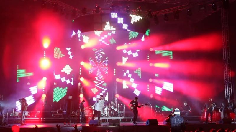 Alex Calancea Band GUZ si RUPT Hramul Chisinaului