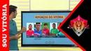 Tem cara nova no Barradão: Confira os novos reforços do Vitória para temporada 2019
