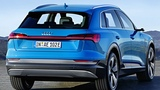 2019 Audi e-Tron with DIGITAL SIDE MIRRORS Electric SUV Tesla Model X and Jaguar i-Pace Rival