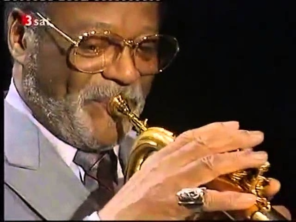 CLARK TERRY RED MITCHELL – It Don't Mean A Thing (ZDF Jazz Club '88)
