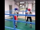 Тренировка юных боксёров СК Троя Уфа тренер Кирилл Москвин