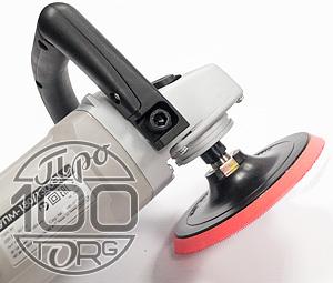 Насадка ТВЕРДАЯ D150 М14, оправка, опорный диск