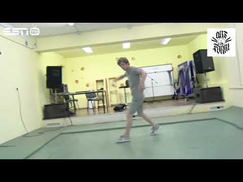 SILLAMAE ESN TV 20.07.2018 BREAK DANCE SILLAMAE