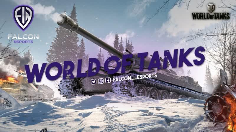 World of Tanks Falcon eSports