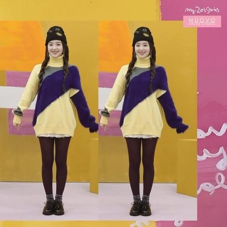 """누오보 on Instagram: """"이렇게 귀여운 아이린의 모습이라니! 😱😱 극강의 귀요미 스타"""