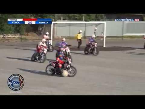 2018-06-09 Колос Ипатово vs. Комета Кущёвская 2 период