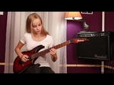 J. S. Bach - Fugue No.2 in C Minor guitar cover