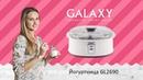 Вкусный домашний йогурт. Йогуртница GALAXY GL 2690