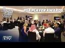 Squash: PSA Player Awards 2017/18