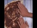 рецепт дрожжевой булочки начинка шоколадной в духовке