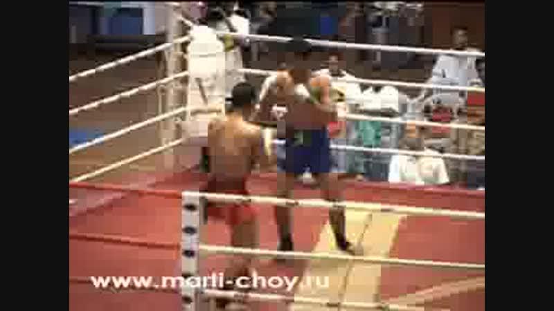 Бирманский бокс или летвэй