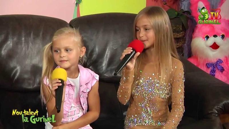 Fanele lui ISTRATI Iuliana si Ana Beregoi (Nou talent la Gurinel )