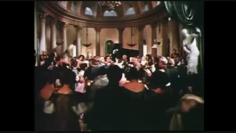 Ференц Лист (фрагмент из фильма о М.Глинке)