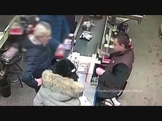 Нижегородские «Бонни и Клайд» пошопились в смоленских магазинах