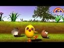 Детская Песня Цыплёнок Пи Пи Пи-Мультик-Сказка