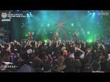 BiSH (RISING SUN ROCK FESTIVAL 2018 in EZO DAY-2 GYAO! 2018.08.21)