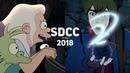 8 лучших мультсериалов SDCC 2018 | Принц-дракон, Войны Клонов, Разочарование
