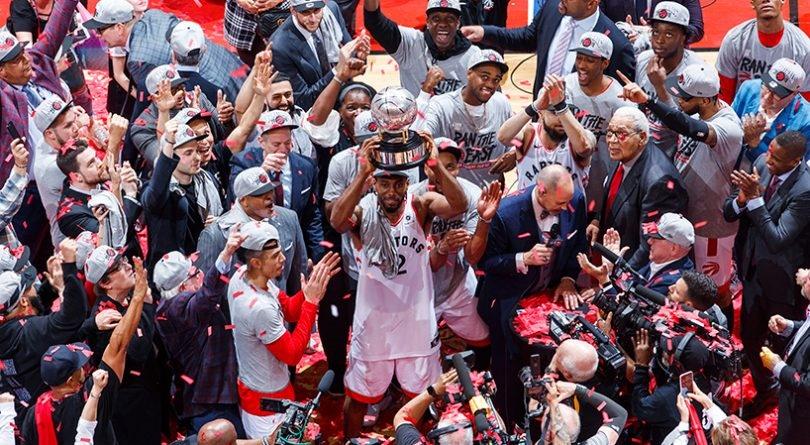 «Торонто» продлил празднования в Лас-Вегасе ещё на один день