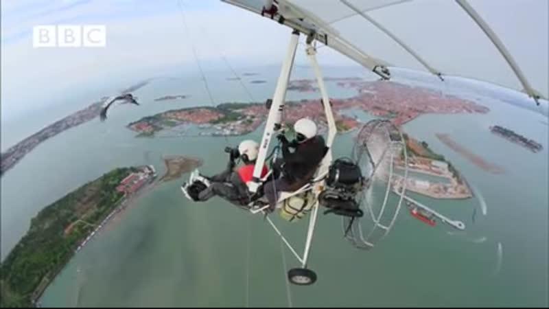Power Hang Gliding