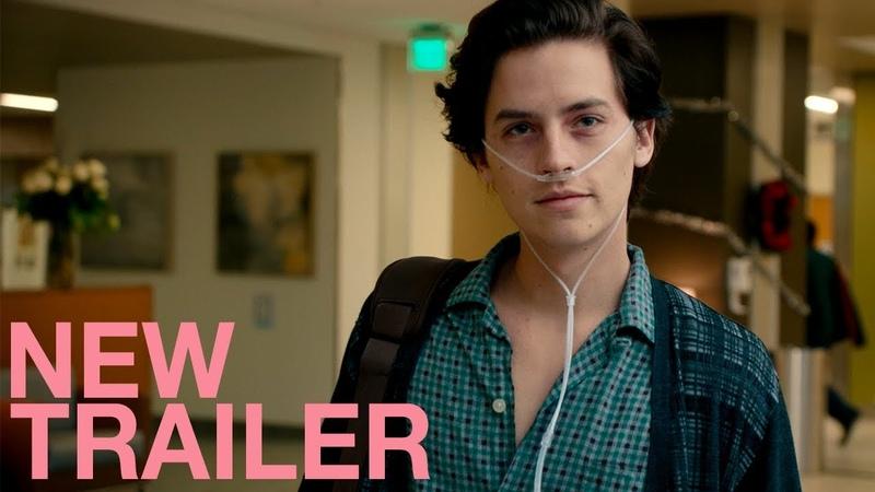 FIVE FEET APART - Trailer 1 - HD - (Haley Lu Richardson, Cole Sprouse)