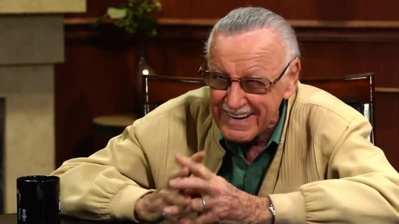 Stan Lee about superpowers (Larry King Now, 2014)