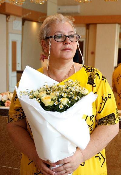 Анна Прыгунова (Гутман)