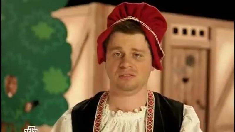 Петр Винс в Бульдог-шоу(3) — Красная Шапочка
