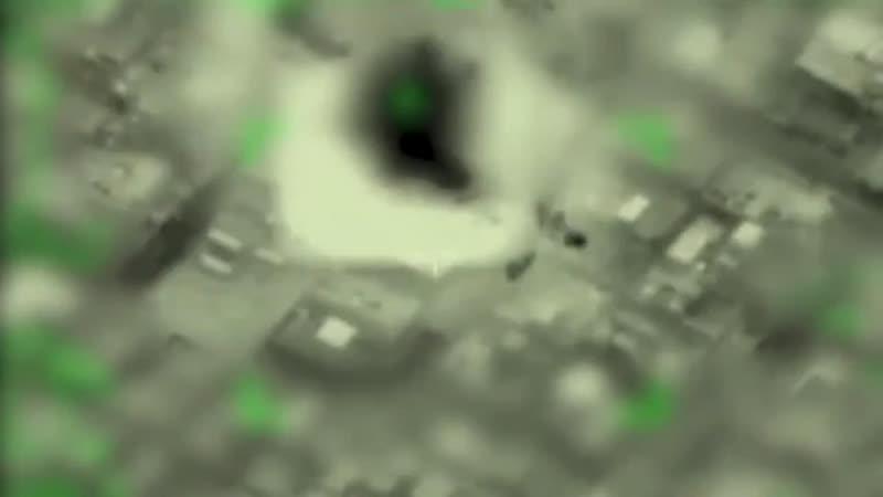 Авиаудар ВВС Израиля уничтожил штаб боевиков ХАМАС в секторе Газа.