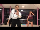 DANCEHALL FEMALE STEPS Юлия Панищева students
