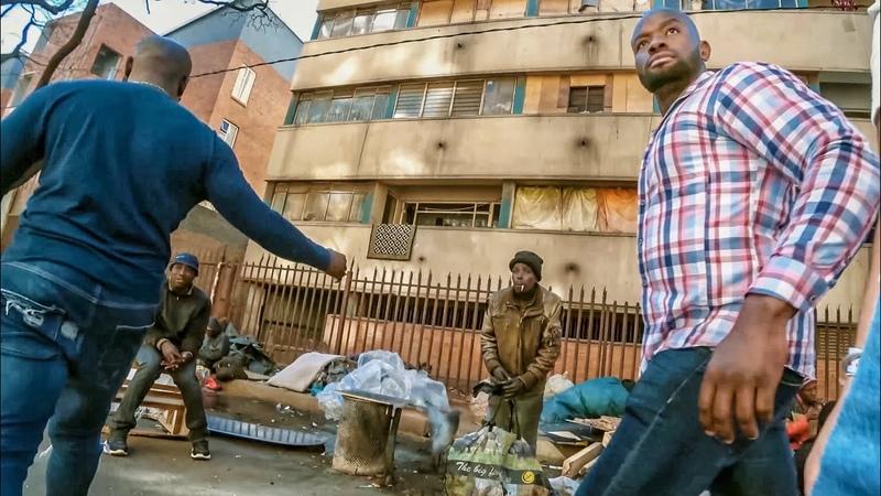 Йоханнесбург. Самый Бандитский Город Африки.