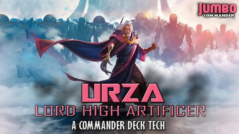 Urza Lord High Artificer Commander Deck Tech