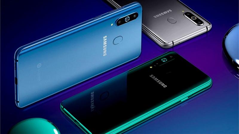Samsung Galaxy A8s представлен официально │Первый дырявый пошел