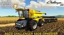 Farming Simulator 19 - AGCO CHALLENGER 680B ERNESTER Wheat Harvest