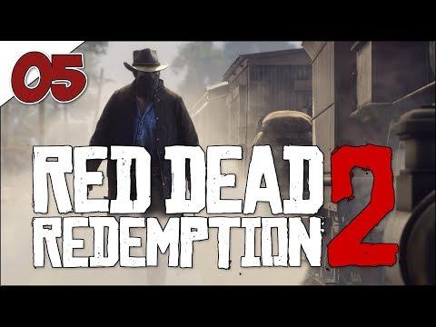Red Dead Redemption 2 - Полное прохождение - часть 5