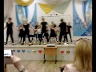 Танец просвещенный 9мая,дети войны