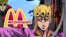 Giorno DIO Go to McDonald's - FULL MOVIE HD 2018